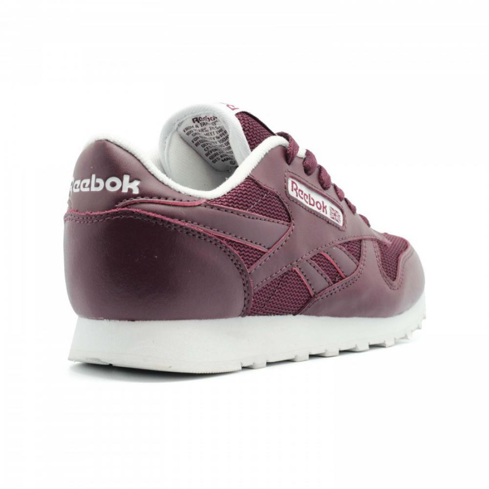 Кроссовки Reebok Classic Leather Bordeux - image 3 of 3