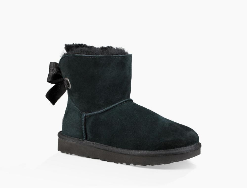 Customizable Bailey Bow Mini Boot Угги - image 2 of 6