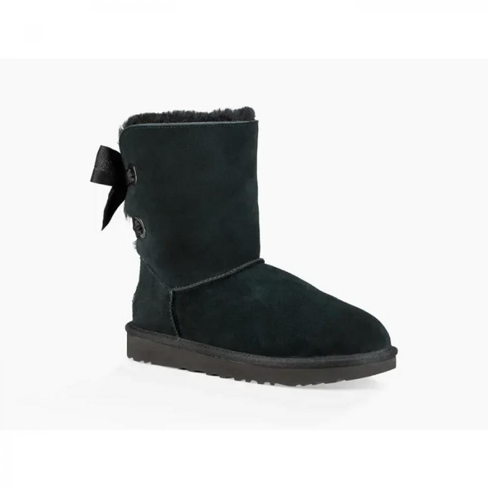 Customizable Bailey Bow Short Boot Угги - image 2 of 6