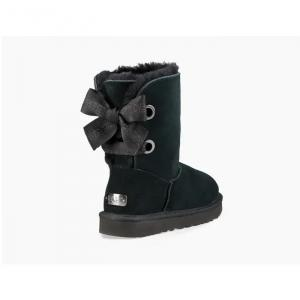 Customizable Bailey Bow Short Boot Угги - thumbnail image 3 of 6