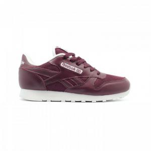 Кроссовки Reebok Classic Leather Bordeux - thumbnail image 0 of 3