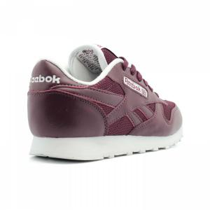 Кроссовки Reebok Classic Leather Bordeux - thumbnail image 2 of 3